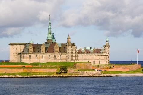 The Castle Kronborg