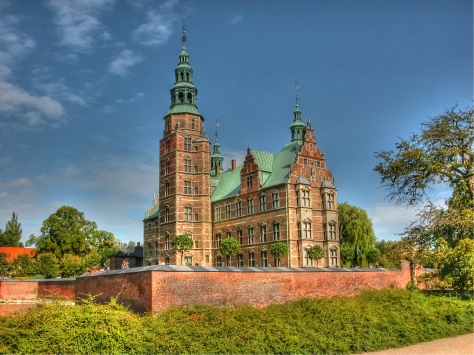 rosenborg-castle