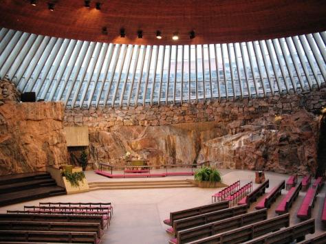 temppeliaukio-church